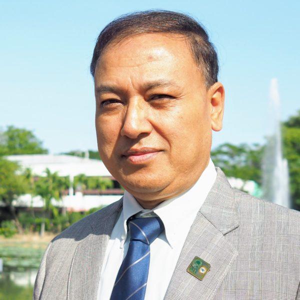 Professor Rajendra P. Shrestha